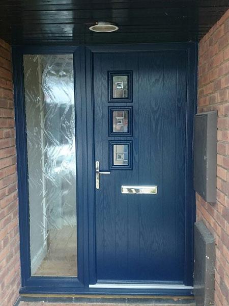 Custom door design in Basingstoke