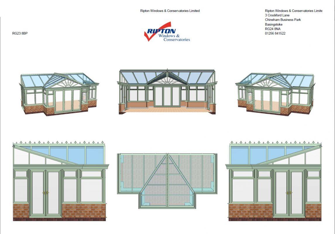 Conservatory Design Basingstoke