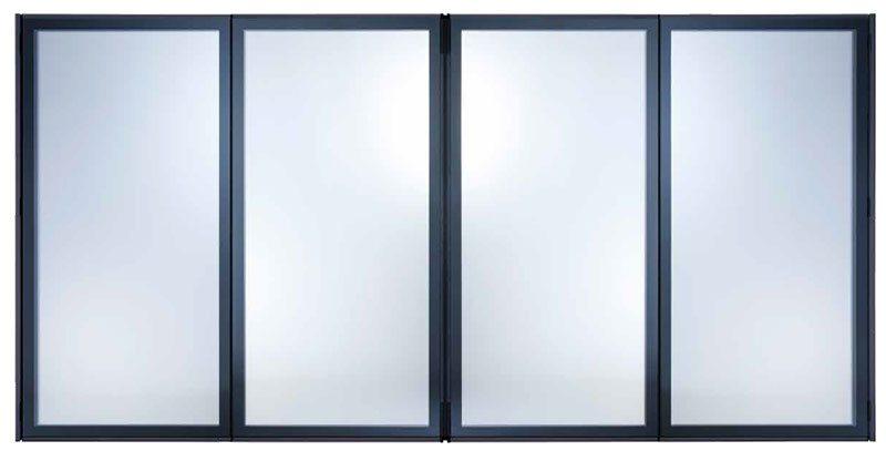 Lumi bi-fold doors