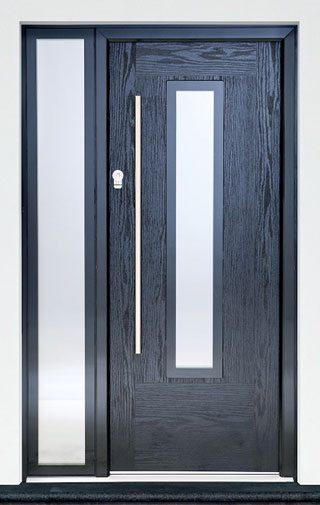 lumi composite door