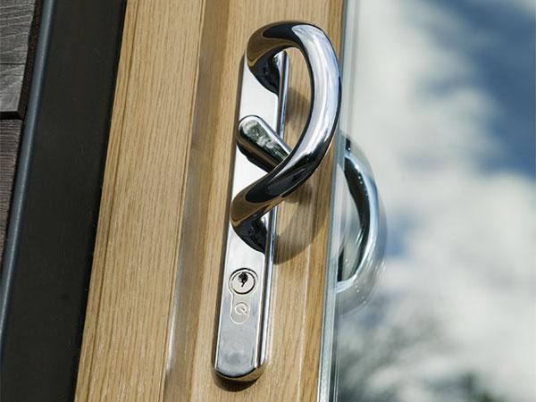 patio door handle security