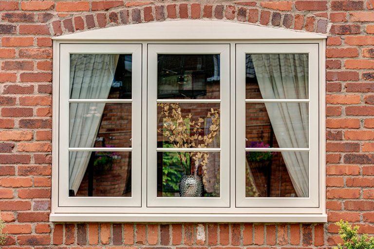 Heritage Flush Sash Window