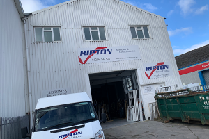 Ripton Windows Showroom