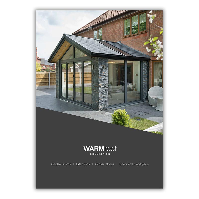 WARMroof Collection Brochure 2020