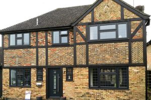 Replacement windows in Bagshot