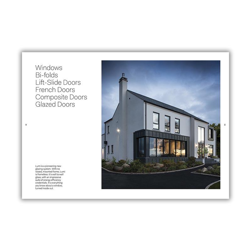 Lumi Windows & Doors Brochure