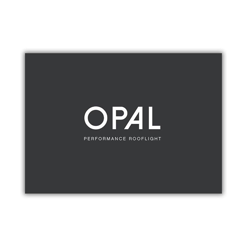 Opal Rooflights for Orangeries and Conservatories