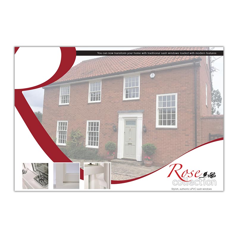 Roseview Sash Window Collection Brochure
