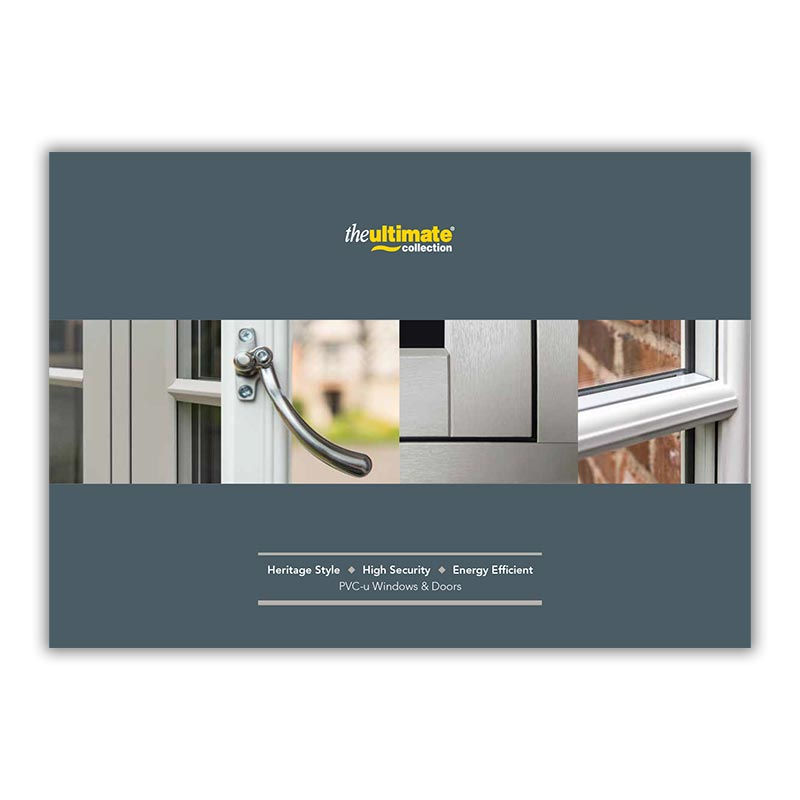 Ultimate Heritage Windows Collection brochure