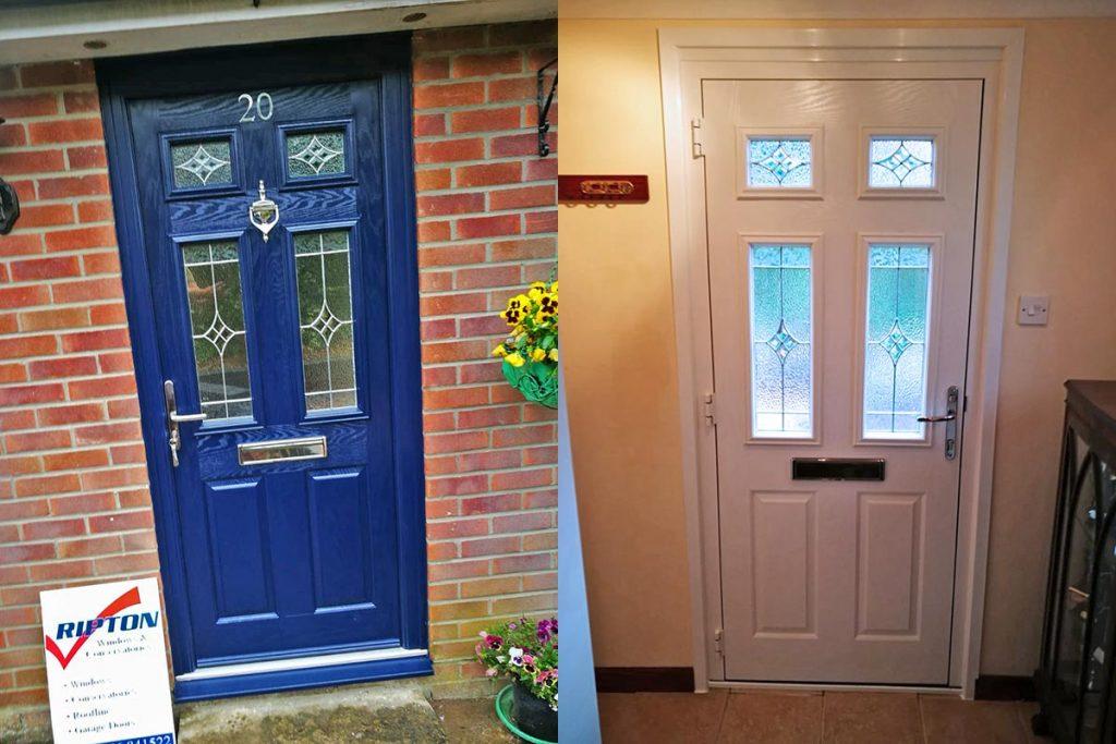 Composite Door Installation iin Basingstoke