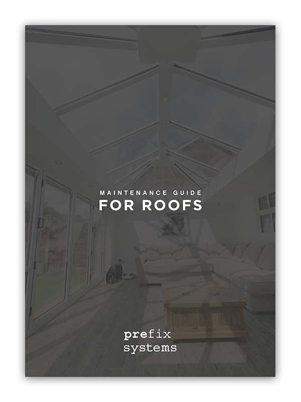 roof maintenance booklet